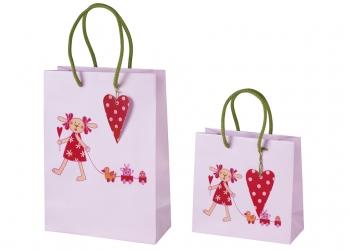 Geschenktueten rosa