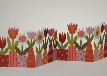 Blumenkartebunt