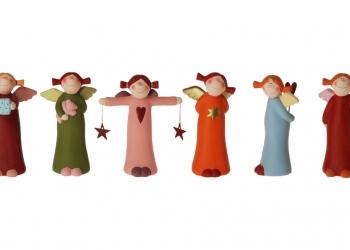 Himmlische Schwestern Figuren erste Edition