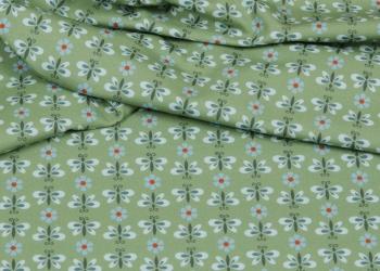 Hilco Jersey Libellen gruen