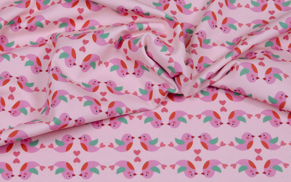 Hilco Jersey Birds rosa