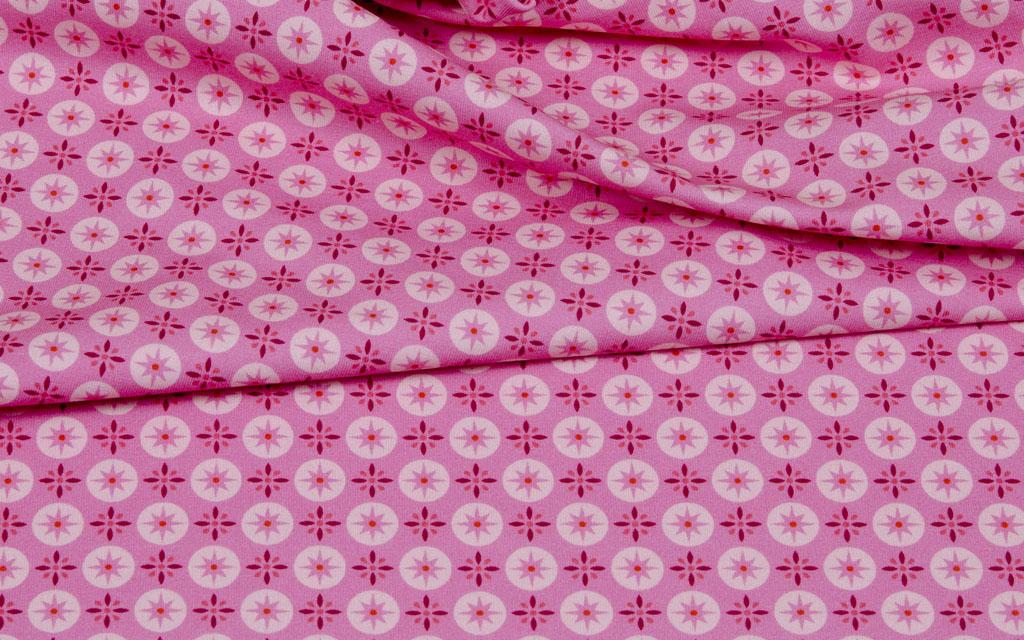 Hilco Jersey Stars pink